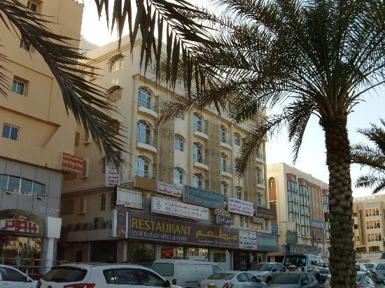 Safeer Plaza Hotel: The nearest restaurant