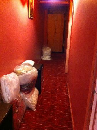 Hotel Han: le couloir