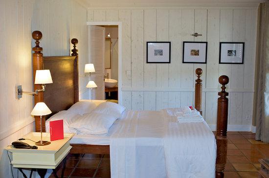 Hotel Plein Soleil : La chambre Master pool