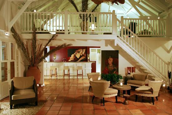 Le Francois, มาร์ตินีก: Le salon de la villa principale