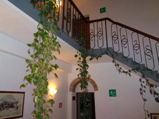 Il Vecchio Mulino: scale 2