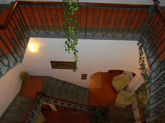 Il Vecchio Mulino: scale
