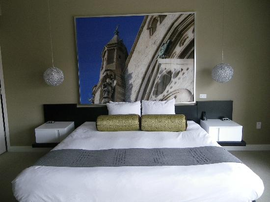 Hotel Ignacio: King Room
