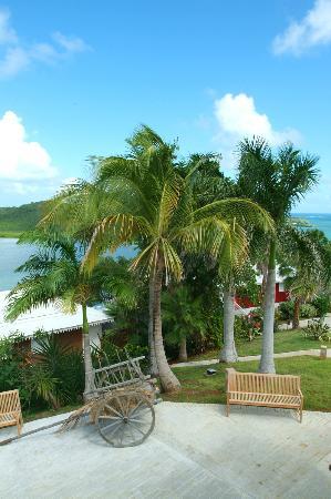 Hotel Plein Soleil: La vue
