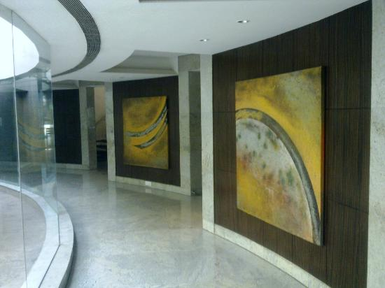 Hyatt Regency Mumbai: Business Area