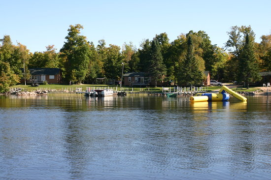 Remer, MN: Waterfront