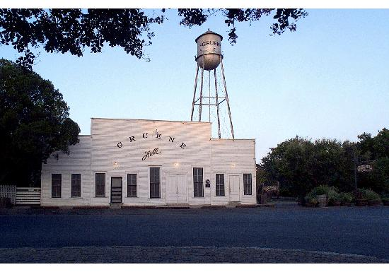 New Braunfels, TX: Gruene Hall