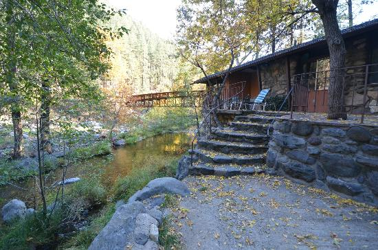 Forest Houses Resort: Forest Hosues - Bridge House