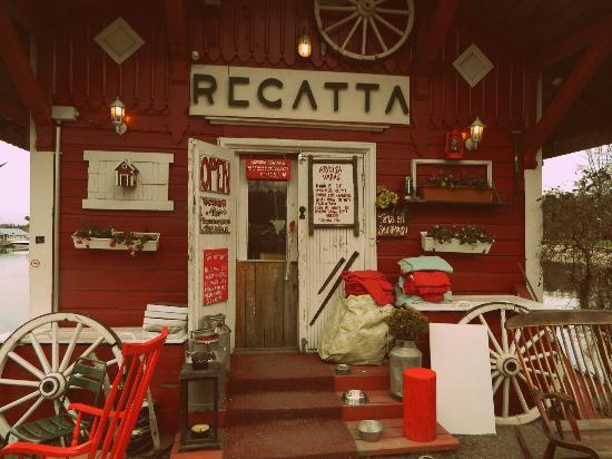 Cafe Regatta: Such a pleasant place