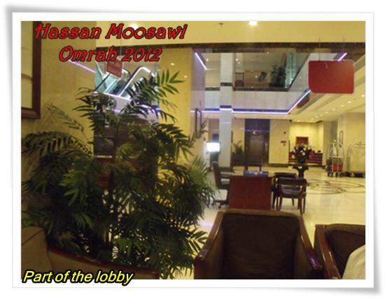 Makarem Umm Alqura Hotel: Lobby