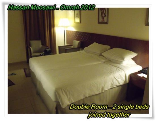Makarem Umm Alqura Hotel: Bed Room