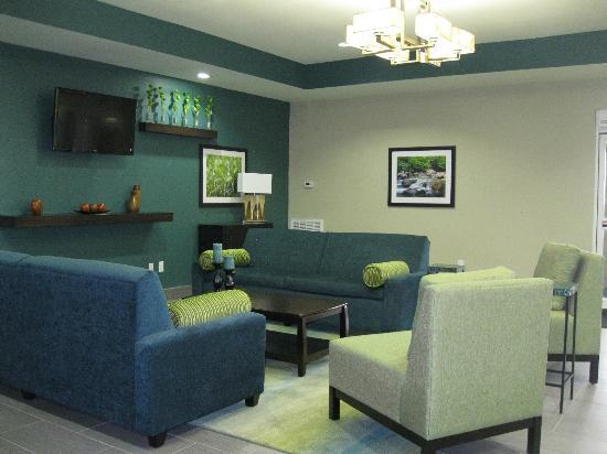 Best Western Plus Carrizo Springs Inn & Suites: Lobby