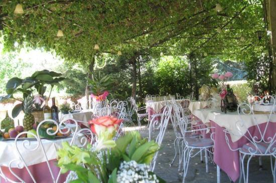 Hotel Apogeo: Terrazza