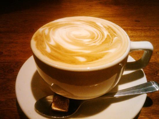 Boskos Trattoria : MMMmmmmm.......Latte