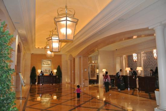 Four Seasons Hotel Macau, Cotai Strip: Lobby