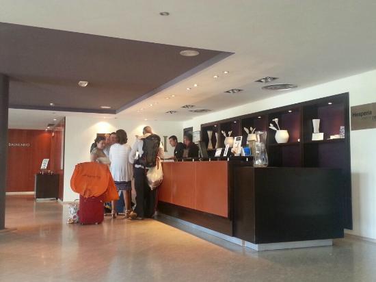 Hotel Eurostars Isla de La Toja: bien