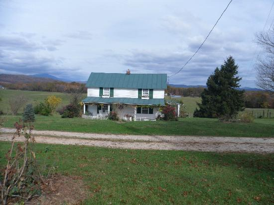 Fairview Bed and Breakfast Estate: 3 bedroom cottage
