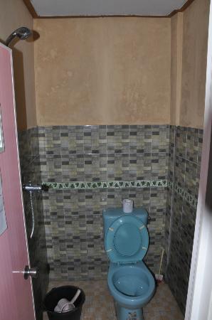 Edelweiss Hotel: Toilete