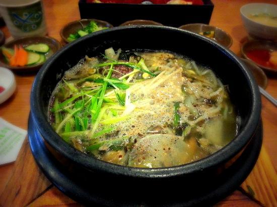 Westborough Korean Restaurant: Sundae Guk