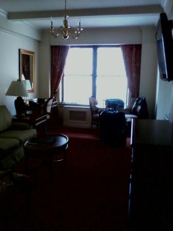 The Milburn Hotel : Room 1305