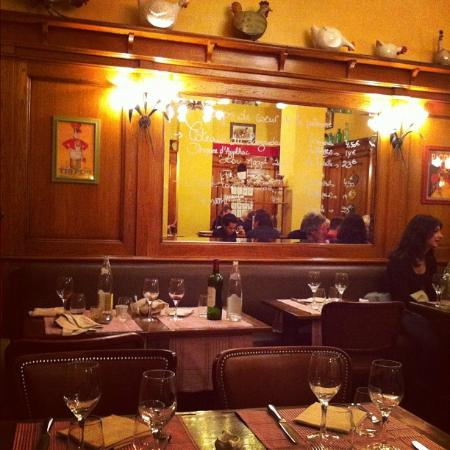 L'AOC: A warm atmosphere
