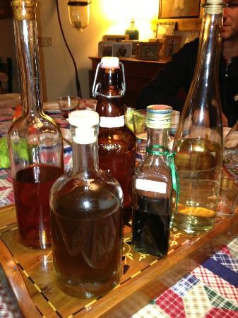 Fattoria il Trebbio - Agriturismo e B&B: I liquori della casa