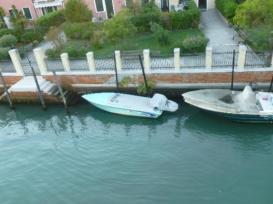 Hotel Giudecca Venezia: desde la habitacion