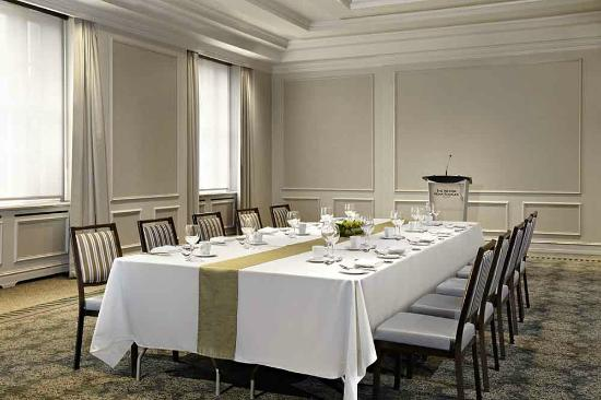 Harbour Suites Meeting Room Picture of The Westin Nova Scotian