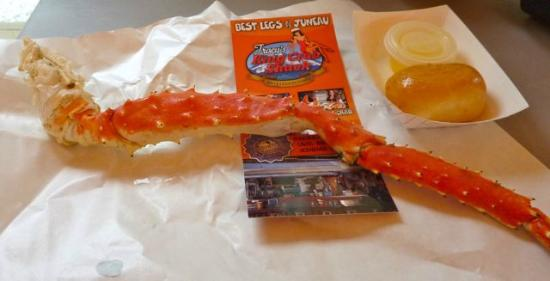 Wow! - Picture of Tracy's King Crab Shack, Juneau - TripAdvisor
