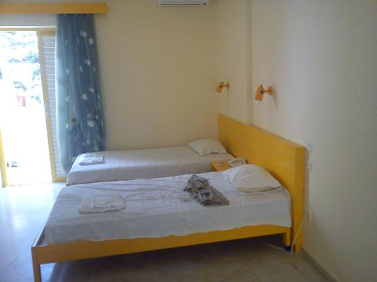 Danaos Beach Hotel: pokój