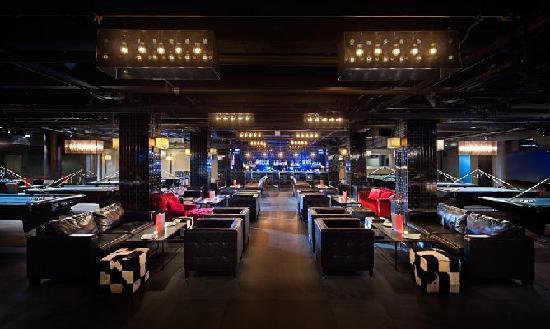 Slate Restaurant Bar Amp Billiards Picture Of Slate New
