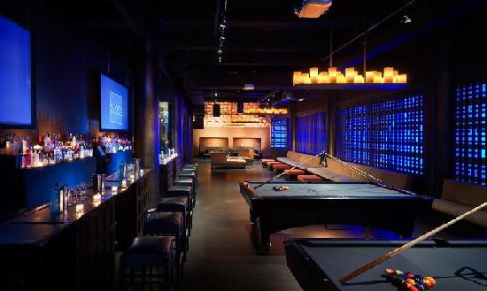 Slate Restaurant, Bar & Billiards