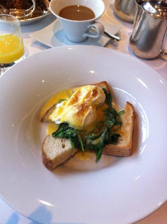 the g Hotel & Spa Galway: Breakfast