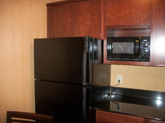 Hampton Inn Waldorf : The Kitchen