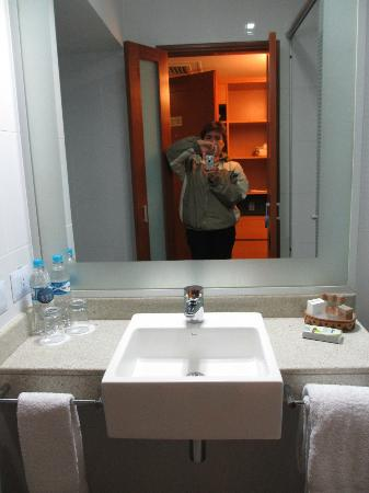 Novotel Cusco: Sink