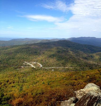Virginia: Mary's Rock