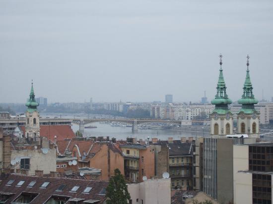 B & B Bellevue Budapest : Danubio