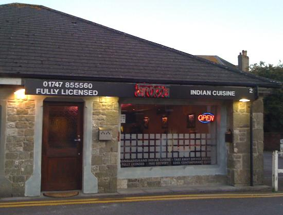 Aroma indian restaurant shaftesbury restaurant reviews for Aroma japanese cuisine restaurant