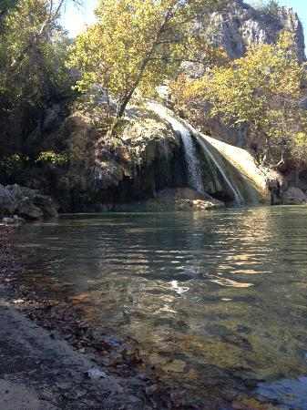 Turner Falls Park: falls