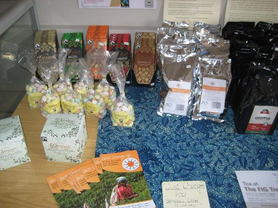 The FIG Tree: Fair Trade products