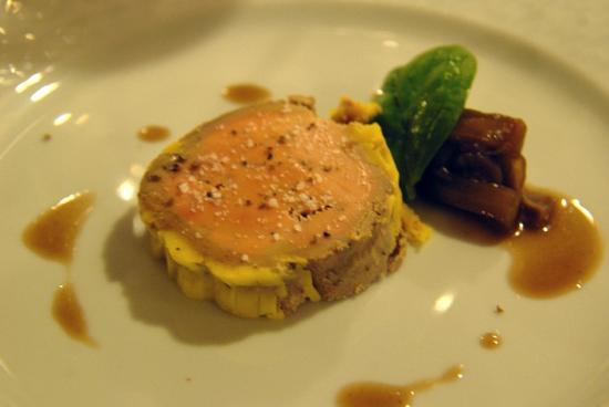 Le Coude a Coude : Foie gras maison