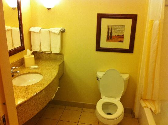 "Hilton Garden Inn Gainesville: Did I mention ""clean""?"