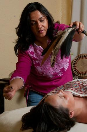 LifePath Center: Our resident Mayan Massage therapist is an amazing healer!