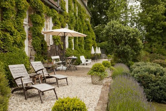 Le Manoir : Terraces