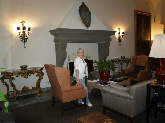 Palazzo Vecchietti Suites and Studios: Reception