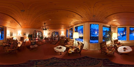 Hotel Sonnenberg: Salon
