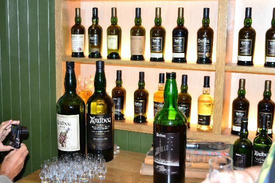 Ardbeg Distillery: best selection
