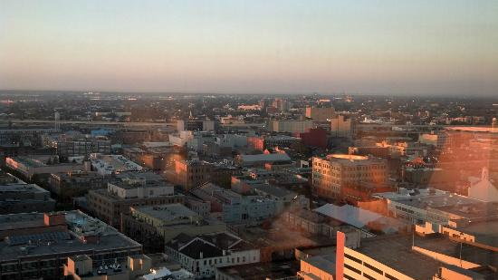 Loews New Orleans Hotel: View from my room