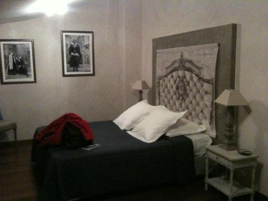Domaine de Rhodes: chambre vilar