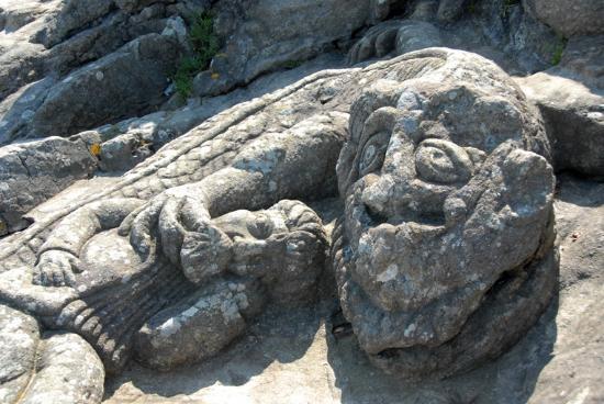 Les Rochers Sculptes : par l'abbé FOURÉ